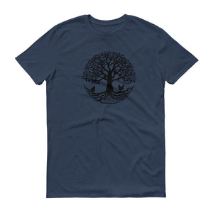 Yggdrasil (Tree of Life) Short-Sleeve T-Shirt