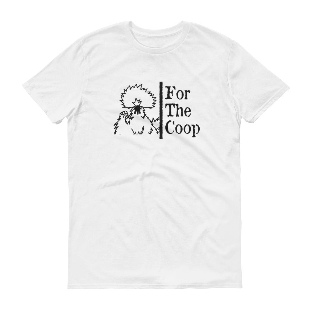 Grump For the Coop Short-Sleeve T-Shirt