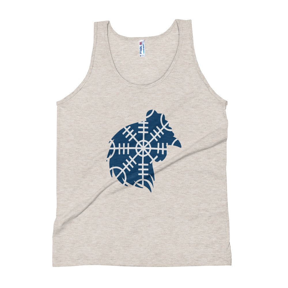 Helm of Awe Unisex Tank