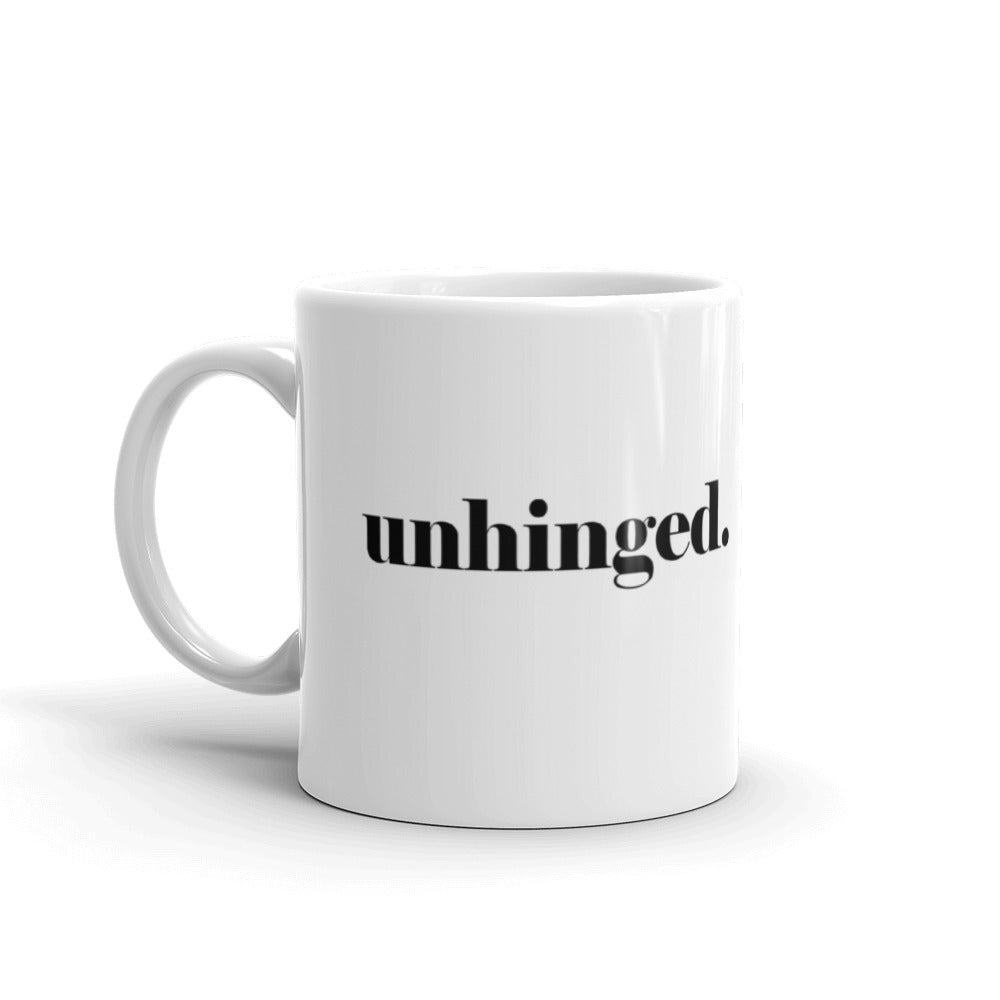 UnHinged. VikHen Grump Mug