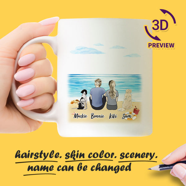 Custom Mugs Custom Coffee Mugs Custom Gift Online Design & 3D Preview | Made In USA