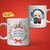 Personalized Parents Christmas Mugs -Best Christmas Gift For Parents