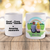 Personalized Best Friends Coffee Mugs - For Woman & Man
