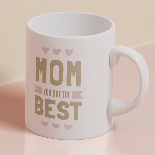 The Best Mom Mug Mother's Day Gift