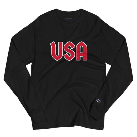 Champion USA sweater