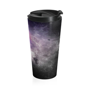 Space Universe, Stainless Steel Travel Mug