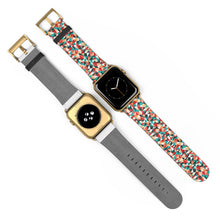 Load image into Gallery viewer, Kaleidoscopic Pattern, Apple Watch Band
