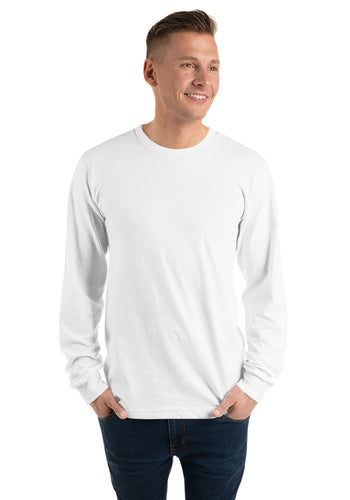 Design Your Own, Unisex Fine Jersey Long Sleeve T-Shirt