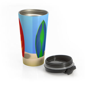 Stainless Steel Travel Coffee Mug