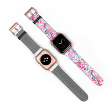 Load image into Gallery viewer, Pink Marble, Apple Watch Band