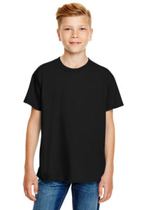 Anvil Apparels Youth 990B Black