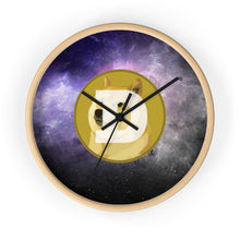 Load image into Gallery viewer, Dogecoin Universe, Wall clock