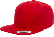 Load image into Gallery viewer, Monero Cryptocurrency Logo Two Part 3D Puff, Snapback Hat