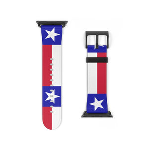 Texas Lone Star Flag, Apple Watch Band