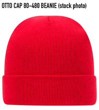 Load image into Gallery viewer, Otto Cap Hats model #82-480 beanie stock photo