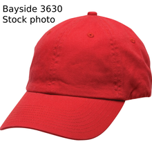 Load image into Gallery viewer, Keep America Great, Cotton Baseball Cap Red
