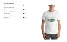 Load image into Gallery viewer, t-shirt design tool