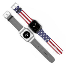 Load image into Gallery viewer, USA Flag, Apple Watch Band