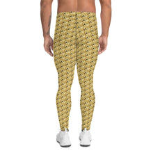 Load image into Gallery viewer, Dogecoin Logo Shiba Inu Dog Pattern, Men's Leggings