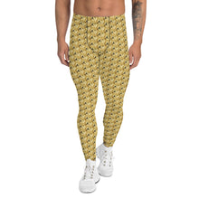 Load image into Gallery viewer, Dogecoin Logo Shiba Inu Dog Pattern Men's Leggings