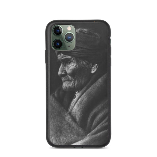 Geronimo Portrait iPhone Case