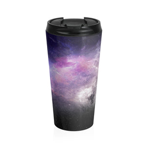 Stainless Steel Travel Mug space
