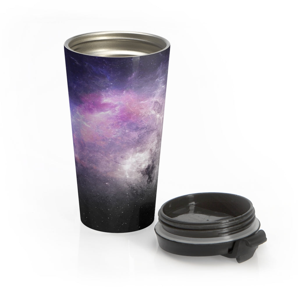 Space Universe Stainless Steel Travel Mug