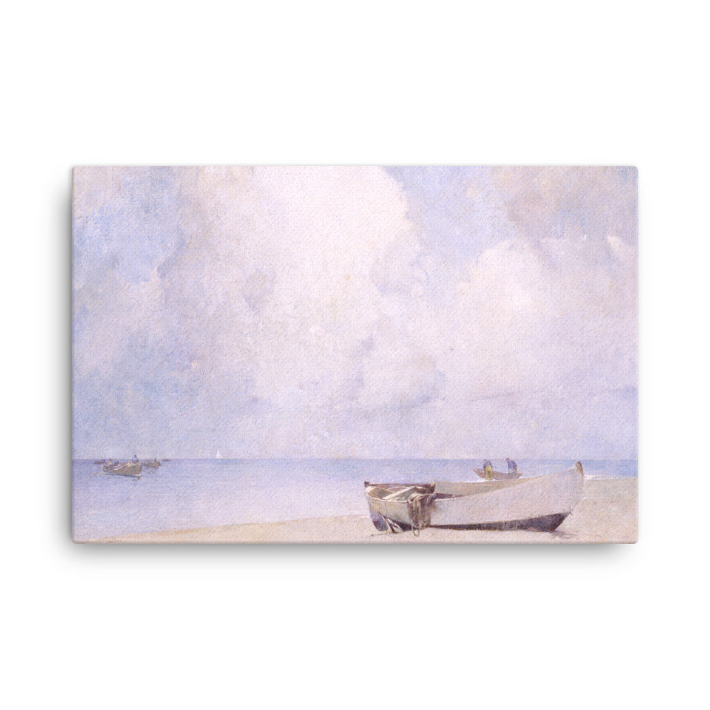 The South Strand, Printed Canvas Wall Art