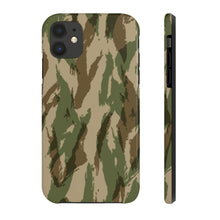 Load image into Gallery viewer, Green Hunting Camo iPhone Tough Phone Case by Case Mate