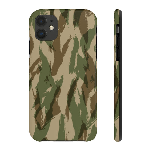 Green Hunting Camo iPhone Tough Phone Case by Case Mate