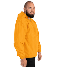 Load image into Gallery viewer, Shark Fin, Embroidered Packable Outdoors Jacket by Champion