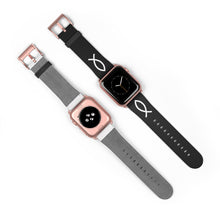 Load image into Gallery viewer, Christian Fish Symbol, Apple Watch Band