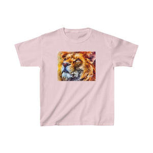 Kids Heavy Cotton T-shirt