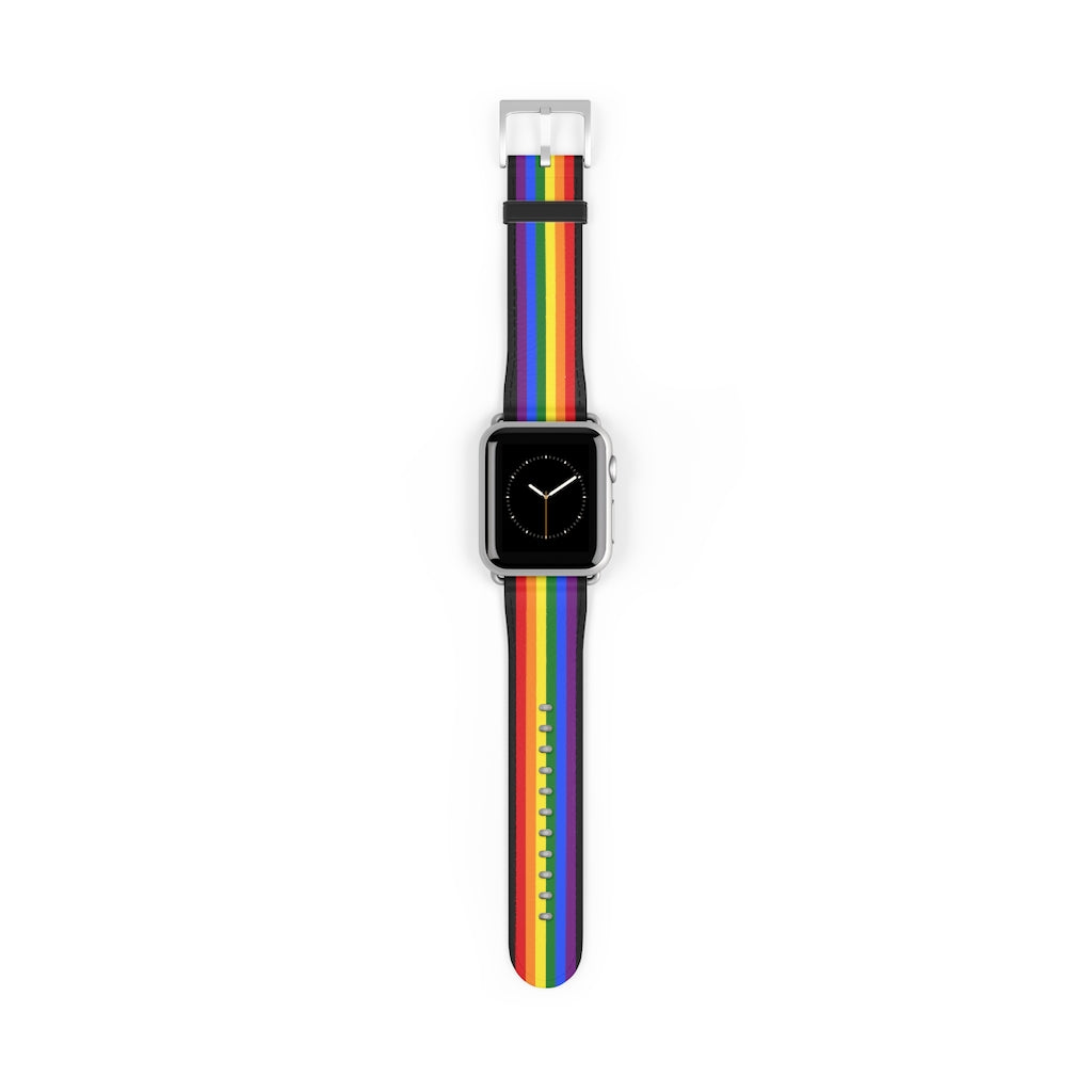Pride Flag LGBT Colors, Apple Watch accessories
