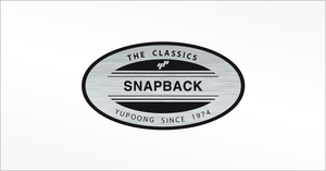 Flexfit yupoong classics hats sticker