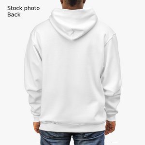 Men's NUBLEND® Hooded Sweatshirt Back