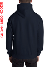 Load image into Gallery viewer, Beam Cryptocurrency Logo, Unisex Hooded Sweatshirt