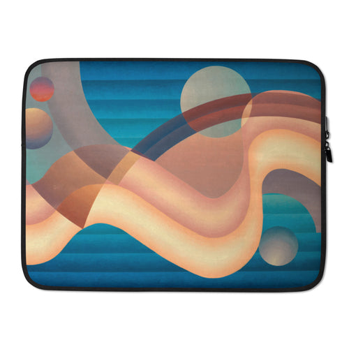 Composition number 61 Laptop Sleeve