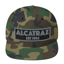 Load image into Gallery viewer, Alcatraz Est 1934, Snapback Hat