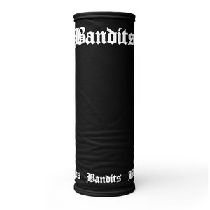 Bandits Text, Neck Gaiter Face Shield Motorcycle Tube