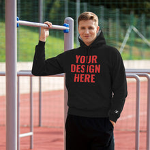 Load image into Gallery viewer, Design Your Own, Champion Premium Hoodie
