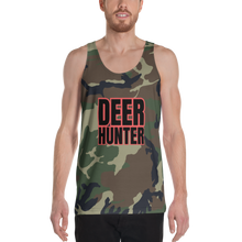 Load image into Gallery viewer, deer hunter mens tank top