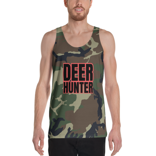 deer hunter mens tank top