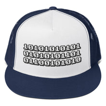 Load image into Gallery viewer, Machine Code, Classic Trucker Cap