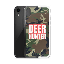 Load image into Gallery viewer, Deer Hunter Text White, iPhone 6-XSMax Case