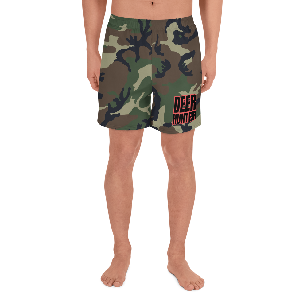 deer hunter outdoors activity shorts camo