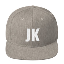 Load image into Gallery viewer, Design your Own Initials Alphabet Letters, Snapback Hat