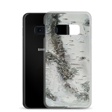 Load image into Gallery viewer, Birch Tree Photo Print, Samsung Galaxy S8-S10+ Case