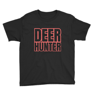 deer hunter youth t-shirt