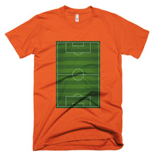 Load image into Gallery viewer, Soccer Field, Unisex T-Shirt